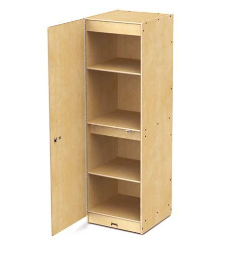 Craft Storage Cabinet Jonti Craft 5952jc Birch Single Door Storage Cabinet