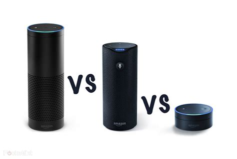 echo vs tap vs echo dot what s the