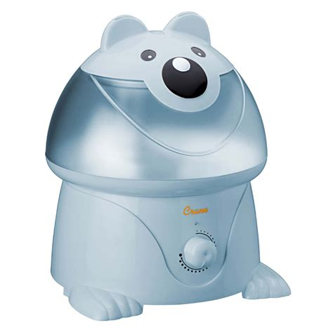 Humidifier 26 L crane adorable ultrasonic cool mist humidifier with 2 1 gallon output per day blue