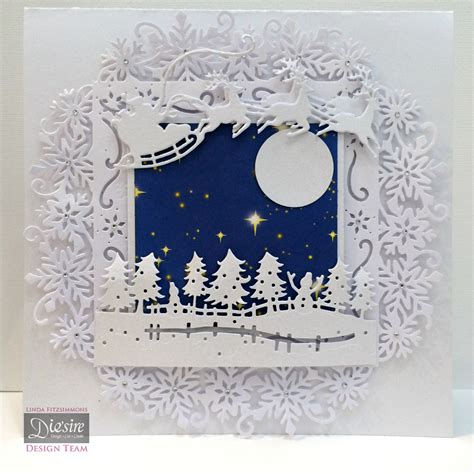 linda s cards and pages edge ables for christmas