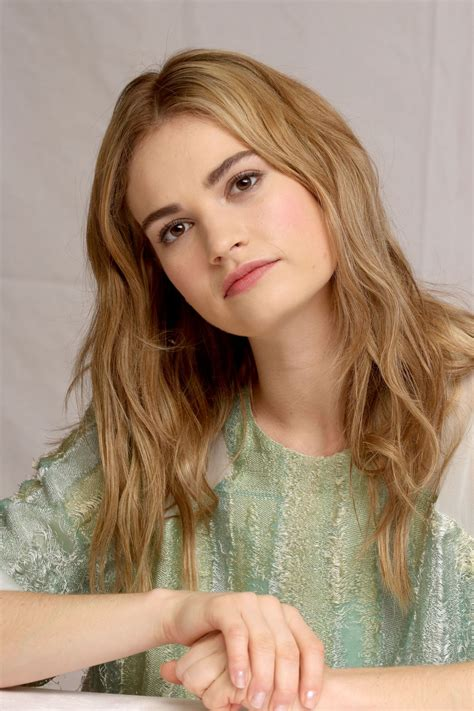 cinderella hair celebrities lily james at cinderella press conference in beverly hills