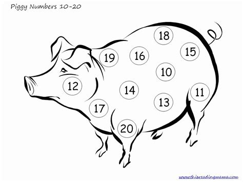 coloring pages numbers 10 20 numbers 10 20 colouring pages coloring home