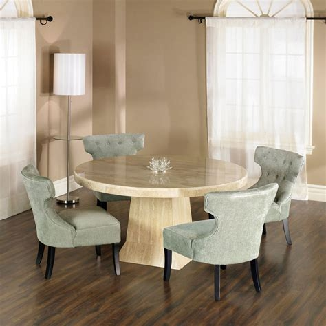 dining room round tables round dining table and chairs decosee com