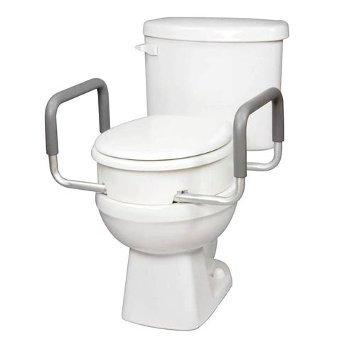 walgreens shower chair with handles carex toilet seat elevator with arms for standard toilets