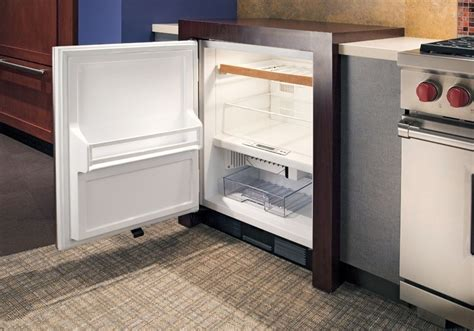 under cabinet ice maker refrigerator sub zero uc 24ci lh 24 quot built in undercounter refrigerator