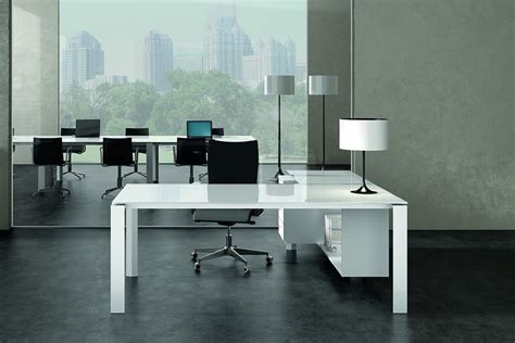 Office Desk Tops Office X7 02v L Shaped Executive Desk For Executive Office With Drawers In Metal And Laminate