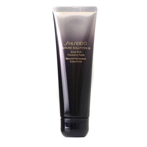 Shiseido Cleansing Foam shiseido future solution lx rich cleansing foam