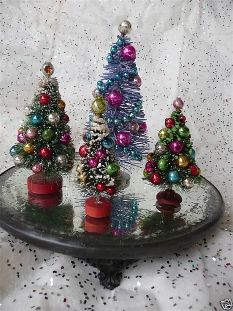 brush tree decorated 1000 images about bottle brush trees obsession on trees putz