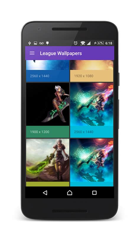 best wallpaper app google play league of legends wallpapers android apps on google play