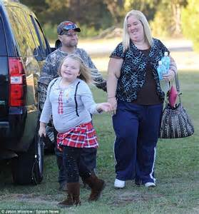 mama june did buy a car for the man who molested her honey boo boo s mama june in hit and run in georgia as