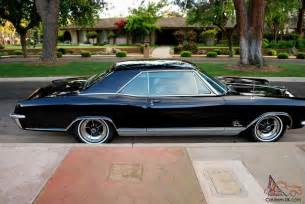 65 Buick Riviera Gran Sport For Sale 1965 Buick Riviera Gran Sport Beautiful Black Black