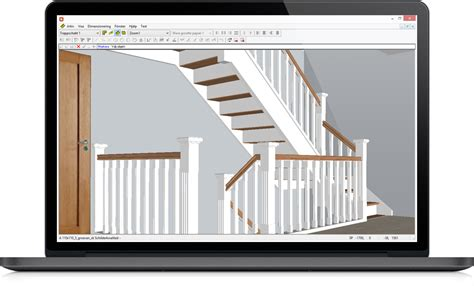 staircase design software cad software for design and manufacture of staircases staircon