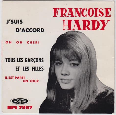 francoise hardy rar francoise hardy j suis d accord records lps vinyl and