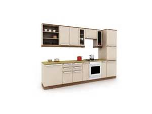 3d Kitchen Cabinets Kitchen Cabinets Custom Design 3ds 3d Studio Software