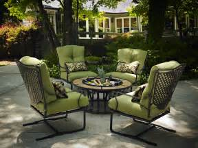 Wrought Iron Outdoor Patio Furniture Wrought Iron Chat Tubs Fireplaces Patio Furniture Heat N Sweep Okemos Michigan