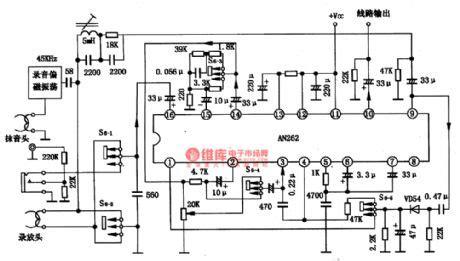 integrated circuit records index 35 audio circuit circuit diagram seekic