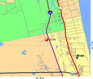 where is mims florida on map 32754 zip code mims florida profile homes apartments