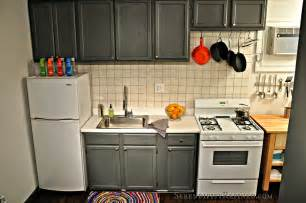 cheap kitchen cabinet makeover serendipity refined blog small space kitchen contemporary