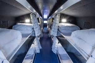 image gallery luxury sleeper interior