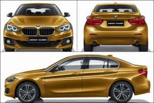 Bmw 1 Series Sedan Bmw 1 Series Sedan Launched In China Moto Madras