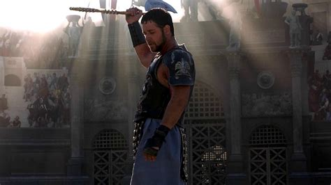 gladiator film year gladiator trivia are you not entertained