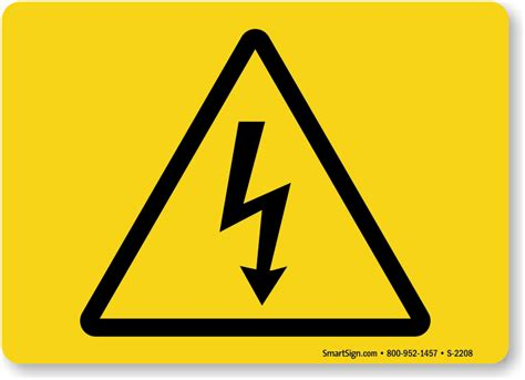 high voltage electric company electric symbol sign high voltage warning signs