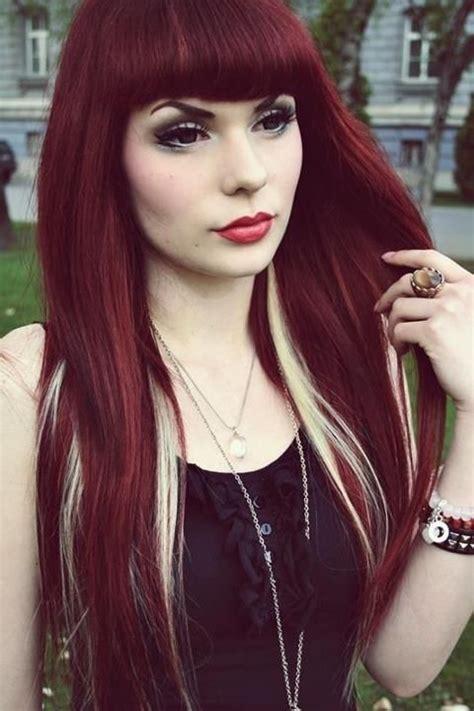 lock color pelo 2016 la moda en tu cabello cabello te 241 ido con colores intensos