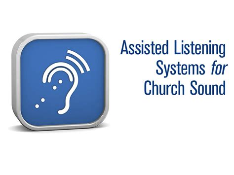 assisted listening devices for churches