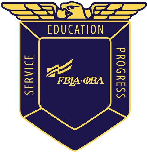 what are the fbla colors fbla pbl logos images official