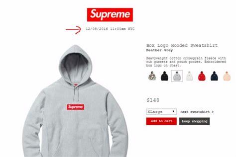 supreme retailer supreme box logo hoodie retail