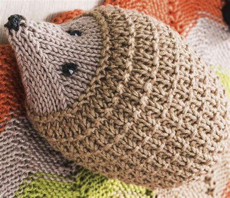 knitting pattern hedgehog free hedgehog knitting pattern knitting toy knitting patterns