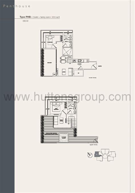 regent residences floor plan penthouse 2 bed f regent residences
