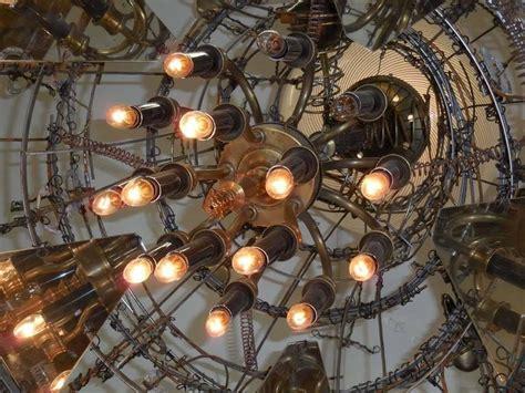steunk l steunk chandelier black and gold chandelier elstead lighting black and gold chandelier