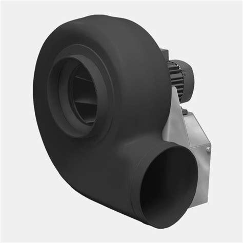 calcolo portata coclea ventilatori centrifughi con coclea in plastica e motore