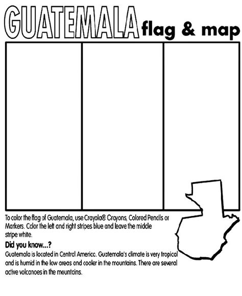 guatemala map coloring page 17 best images about spanish countries on pinterest