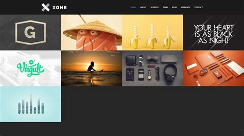 theme wordpress xone 20 eye catching dark wordpress themes for 2016