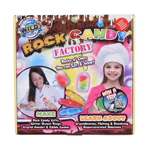 membuat mainan edukasi anak jual wildscience rock candy factory mainan edukasi anak