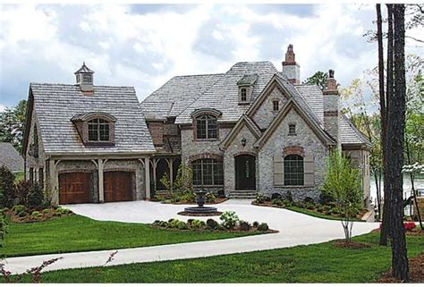 european country house plans country european house plan 85570