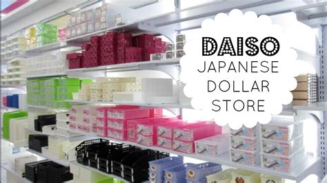 Dollar Store Near Me by Japanese Dollar Store Daiso Store Tour Amp Organizing