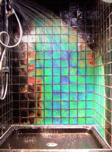 heat sensitive shower tiles northern lights tile