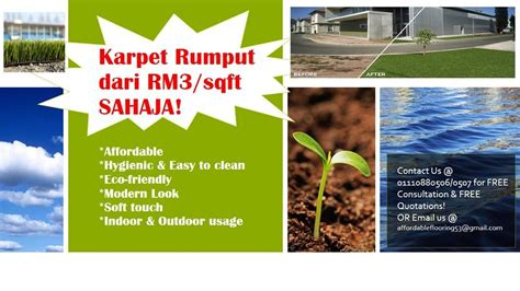 Rumput Karpet Tiruan Murah karpet rumput tiruan murah artificial grass capet