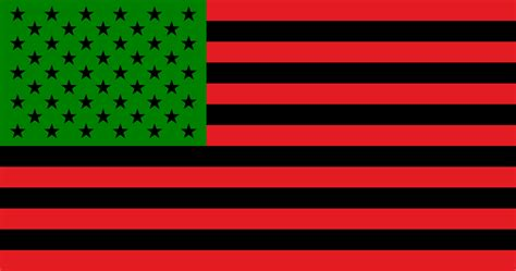 African American | file african america flag svg wikipedia