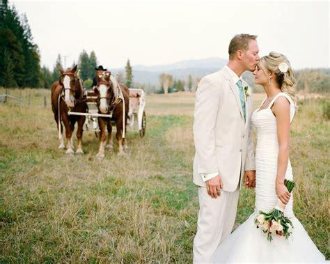 Formal Garden Party - dude ranch weddings dude ranch com