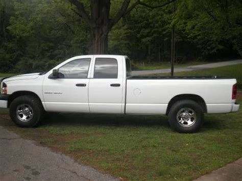 books on how cars work 2005 dodge ram 3500 on board diagnostic system purchase used 2005 dodge 1500 4 door cab long bed truck white work or daily casual in eden