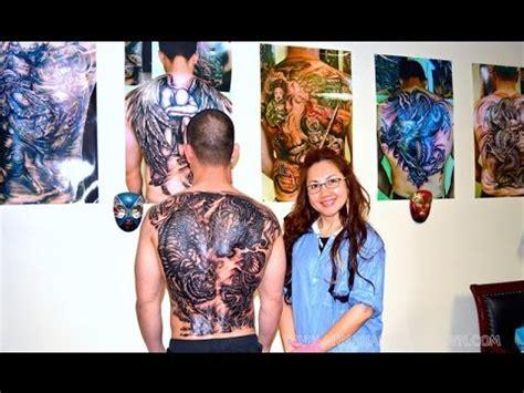 tattoo cost full back koi and phoenix tattoo cover up full arm half back