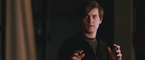 Spiderman Meme Gif - spiderman 3 peter parker gifs tenor