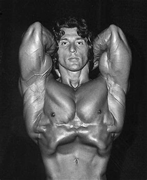 frank zane bench press frank zane bodybuilder fitness bodybuilding blog