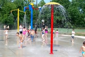 Splash Pads Waleska Splash Pad Parks Recreation