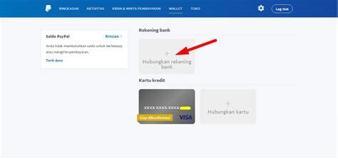 tutorial hack rekening bank cara menambahkan rekening bank ke akun paypal tutorial