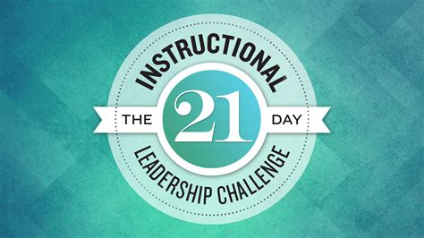 the 21 day productivity challenge learn how to supercharge your productivity with easy strategies that don t require superhuman willpower and liters of coffee 21 day challenges volume 3 ebook join the 21 day instructional leadership challenge